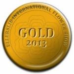 2013 Gold medal